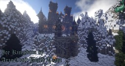 Snow Kingdom || Cinematic & Download ||1080p Minecraft Project