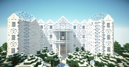 Ice Palace c: Minecraft Map & Project