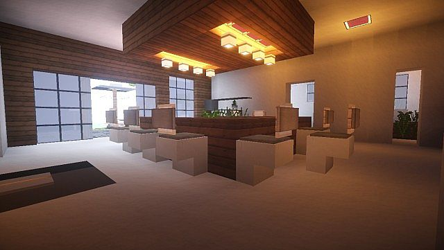 Lift modern beach house 1 minecraft project makapuchii publicscrutiny Image collections