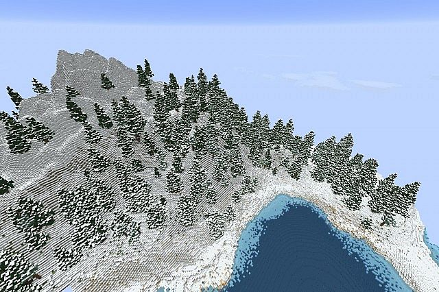 Japan 4k survival map minecraft project north most island sciox Image collections