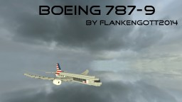 Boeing 787-9 Minecraft Map & Project