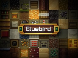 Bluebird Official Continuation (Update coming in spring!) Minecraft Texture Pack