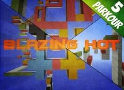 Blazing Hot - Parkour Map [1.8]