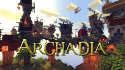 Archadia - Steampunk Sky Map [DOWNLOAD] Minecraft
