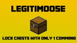 Lock Chests With Only One Command! | Tutorial Minecraft Blog