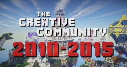 Creative Community 2010-2015 Minecraft Blog Post