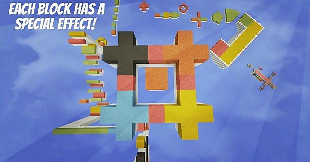 effect8184290 [1.8] Blazing Hot Parkour Challenge Map Download
