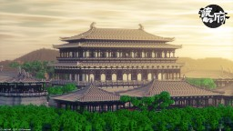 The YiFu 藝府-The Art Collection Hall of LinsCraft Minecraft