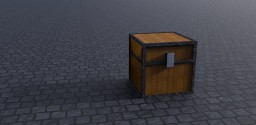 Minecraft : How to lock a chest using no plugins or mods Minecraft Blog Post