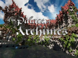 The Palace of Archimes | ft. Atherix Minecraft Project