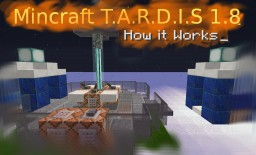 how our TARDIS works (vanilla minecraft) Minecraft Map & Project