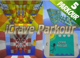 iCrave Parkour - Parkour Map [1.8+] Minecraft Map & Project