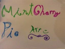 CherryPie's Art Blog :) Minecraft Blog