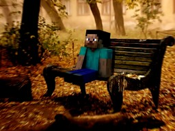 "Steve: A Psychosis [""A Life of Steve"" Blog Contest] Minecraft Blog Post"