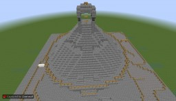 Horse Racing arena by TimedGaming Minecraft Map & Project