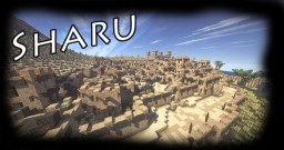 Sharu the pearl of the dessert Minecraft Map & Project