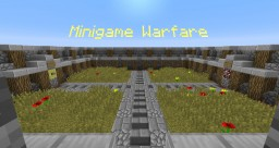 Minigame Warfare Minecraft Project