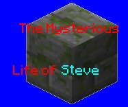 The Mysterious Life of Steve Minecraft Blog