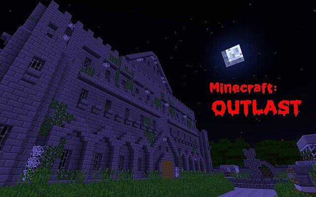 скачать Outlast карту для Minecraft - фото 10