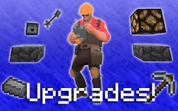 Upgradable TF2 Sentries and Dispensers Minecraft