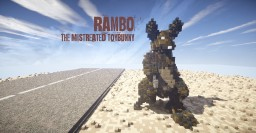 Rambo - The mistreated toybunny [Skrill's Rabbit Challenge] Minecraft Map & Project
