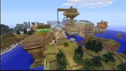 Remake Stampys Lovely World PC Minecraft Project