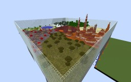 The Multibiome map! Perfect for KitPvP servers! Minecraft Map & Project