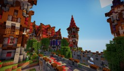 Sibling City | Minecraft Creative Map | + Cinematic Minecraft Map & Project