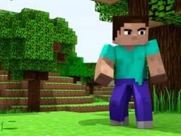 Steve. WIP story Minecraft Blog