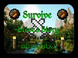 Survive - Steve's Story Minecraft Blog Post