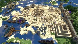 Desert City of Alamut Minecraft Map & Project