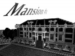 17th Century inspired mansion (#1) Minecraft Map & Project