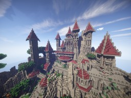 """RPG"" Castle Minecraft"