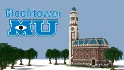 MU Clocktower Minecraft Map & Project