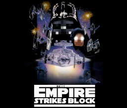 Empire Strikes Block: Resource Pack (1.8) Minecraft Texture Pack