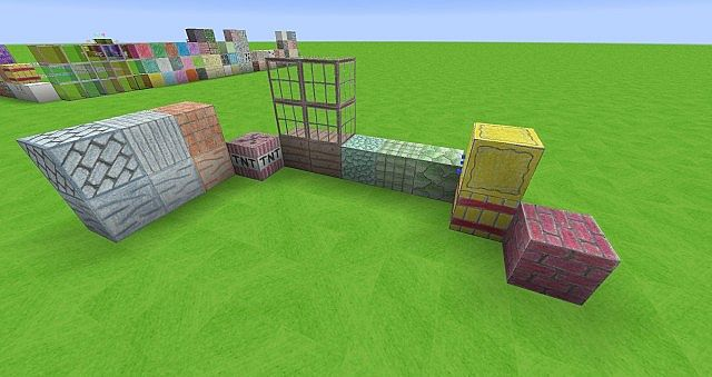 Blocks of sorts