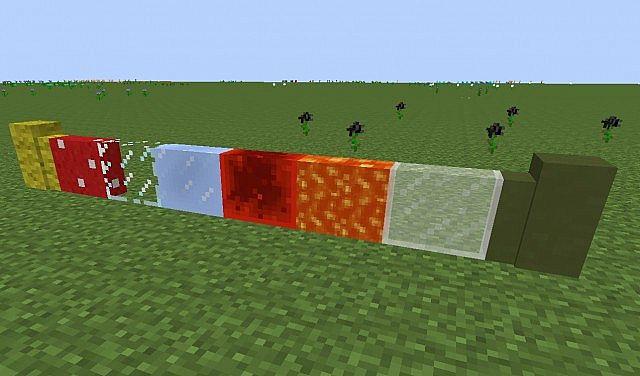 Wallcraft Mod