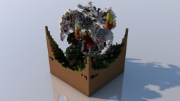Mage Dragon Minecraft Map & Project