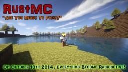 RustMC : Rust In Minecraft! Minecraft Server