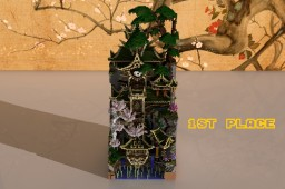 Sunfury Oriental Build Contest Winners Minecraft Project