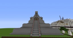 Hallow Frog Temple Minecraft Map & Project
