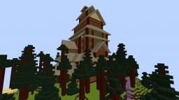 Nyrachar Builds Minecraft Map & Project