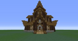 Viking temple Minecraft Map & Project