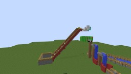 Corre, Corre y Gana¡¡¡¡  Run, Run and win¡¡¡ Minecraft Map & Project