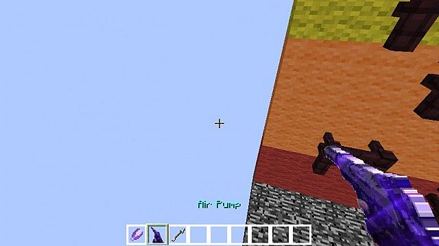 Sorry, it doesnt look like the gun, Im just using my own texture pack.