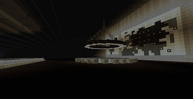 Dr Strangelove The War Room Minecraft Project