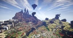 Server Hub Minecraft Map & Project