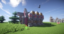 Pixelmon Ranch/Day Care Minecraft Map & Project