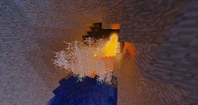 Minecraft Industrial Craft Pipe Lava