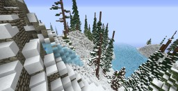 SnowIsland V1 [Bad] Minecraft